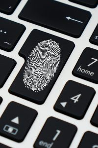 How can freelancers prepare for the GDPR - thumb print password