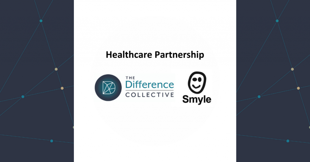 Healthcare Partnership The Difference Collective and Smyle